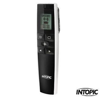 (買就送OTG傳輸組)INTOPIC 廣鼎-2.4 G 無線紅光雷射簡報筆 MS-LR17-R