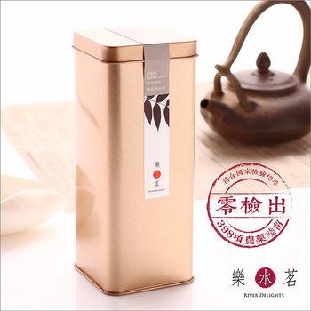 《樂水茗》自然農耕 台灣茶  頂級高山烏龍茶-梨山2014年