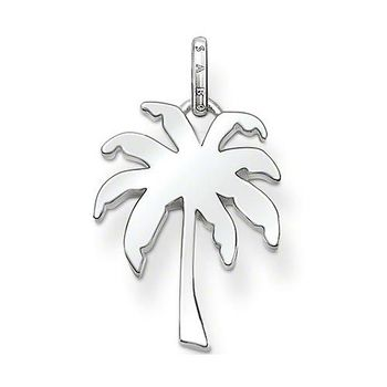 Thomas Sabo Glam  Soul palm 熱帶國度棕櫚Charm銀墜 PE651-001-12
