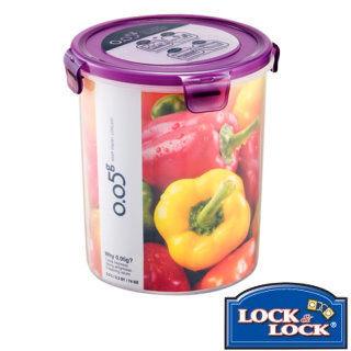 樂扣樂扣微波加熱0.05g保鮮盒2.2公升-紫(ZZF322V)
