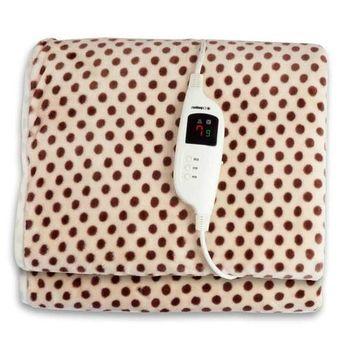 【日象】暄柔微電腦溫控電熱毯(單人) ZOG-2120C