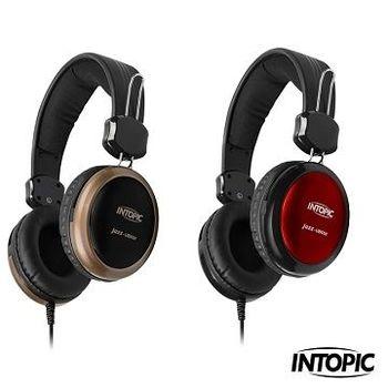 INTOPIC 廣鼎-USB 頭戴式耳機麥克風 JAZZ-UB650