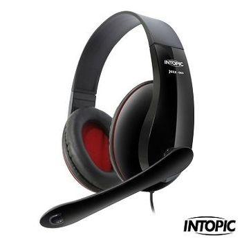 INTOPIC 廣鼎-全功能型高音質耳麥 JAZZ-660
