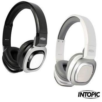 INTOPIC 廣鼎-頭戴式耳機麥克風 JAZZ-539