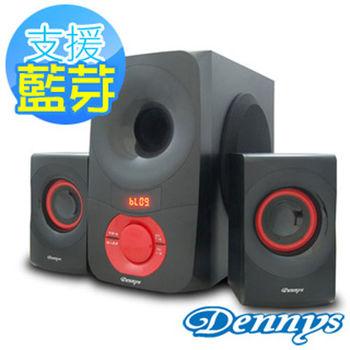 【Dennys】USB/SD/FM/藍牙2.1喇叭(PYC829-MF35)