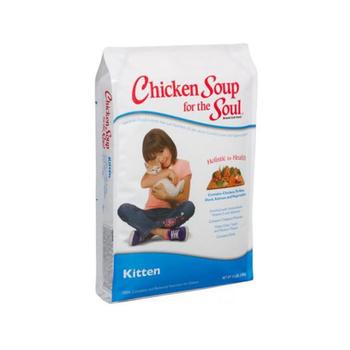 【Chicken Soup】心靈雞湯 幼母貓 潔牙/抗氧化 配方 貓糧 2.27公斤 X 1包
