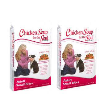 【Chicken Soup】心靈雞湯 成犬 潔牙/抗氧化配方 小顆粒 2.27公斤 X 2包