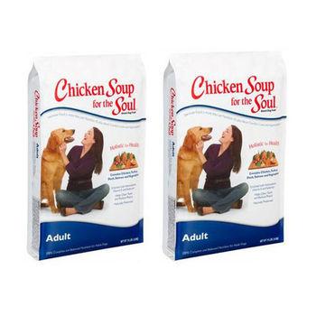 【Chicken Soup】心靈雞湯 挑嘴成犬 潔牙/抗氧化配方 2.27公斤 X 2包