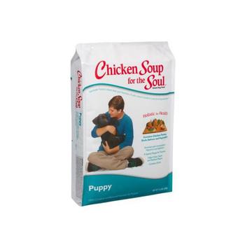 【Chicken Soup】心靈雞湯 幼母犬 潔牙/抗氧化配方 犬糧 2.27公斤 X 1包