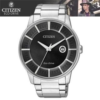 【CITIZEN 星辰】光動能時尚精品腕錶(AW1260-50E)