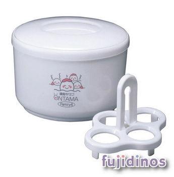 Fujidinos【幸福DIY】悶煮式溫泉蛋快速悶煮鍋