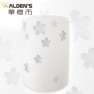 【華燈市】心花朵朵石膏壁燈(甜美可愛風)