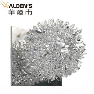 【華燈市】時尚幾何鋁線球壁燈(前衛金屬Loft風)