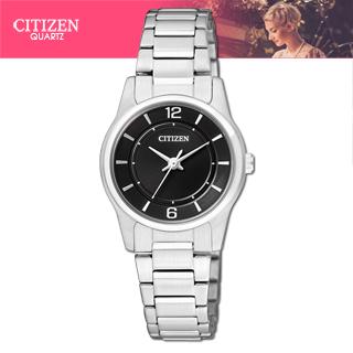 【CITIZEN 星辰】日系時尚都會典雅女錶(ER0180-54E)