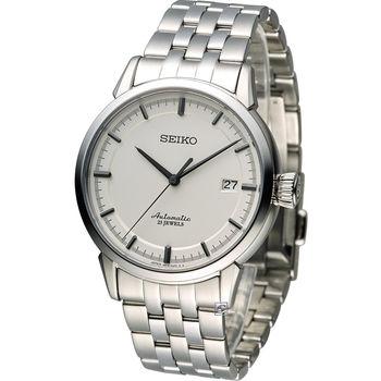 精工 SEIKO Presage 簡約魅力男士機械錶 6R15-02Y0S(SARX021J)