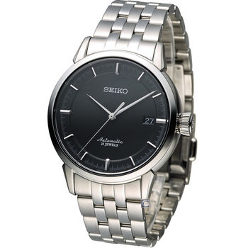 精工 SEIKO Presage 簡約魅力男士機械錶 6R15-02Y0D(SARX023J)