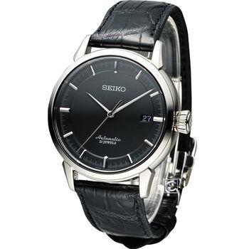 精工 SEIKO Presage 都會魅力男士機械錶 6R15-02Y0A(SARX025J)