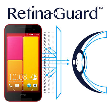 RetinaGuard 視網盾 HTC Butterfly 2 眼睛防護  防藍光保護膜