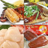 ~築地一番鮮~四大天王海鮮饗宴 ^#40 波士頓龍蝦 ^#43 干貝 ^#43 白鯧 ^#