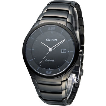 CITIZEN 星辰 光動能時尚腕錶 BM6959-55E