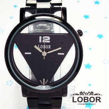 LOBOR 時尚鏤空造型錶