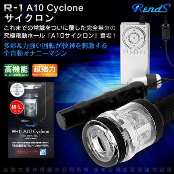 日本RENDS R-1+A10猛男超值優惠組SET M-L款