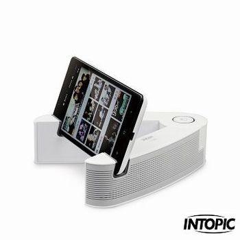 INTOPIC 廣鼎-雙聲道藍牙喇叭麥克風 SP-HM-BT210