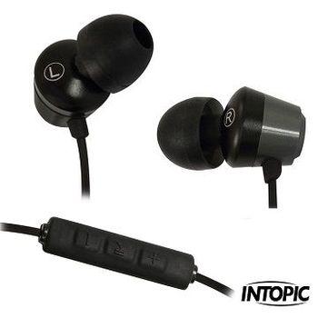 INTOPIC 廣鼎- iPhone專用耳機麥克風 JAZZ-MP3-I51