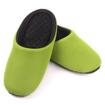 AC Rabbit 低均壓氣墊拖鞋(馬卡龍色系)-嫩芽綠