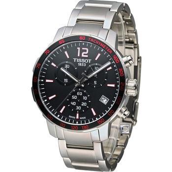 TISSOT T-SPORT 天梭飆速計時腕錶 T0954171105700
