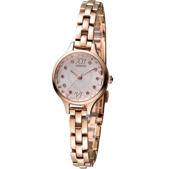 ALBA WIRED  香氛優雅淑女腕錶 1N01-X216K(AC3V06X1)