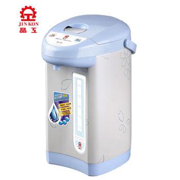 【晶工牌】4.0L電動熱水瓶JK-8640