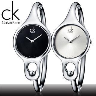 【瑞士 CK手錶 Calvin Klein】優雅淑女款_時尚手鐲女錶(K1N23102_K1N23120)