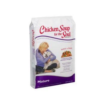 【Chicken Soup】心靈雞湯 熟齡犬 潔牙/護骨配方 13.6公斤 X 1包