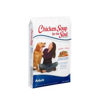【Chicken Soup】心靈雞湯 挑嘴成犬 潔牙/抗氧化配方 13.6公斤 X 1包