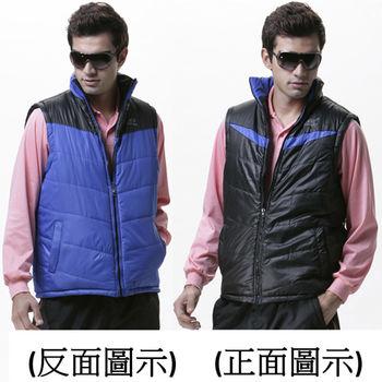 【SAIN SOU】防寒保暖雙面鋪棉背心(中性款)T25125