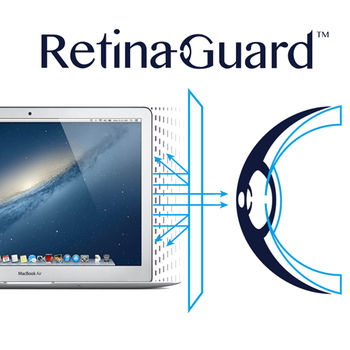 RetinaGuard 視網盾 Macbook Air / Pro 13吋  眼睛防護 防藍光保護膜