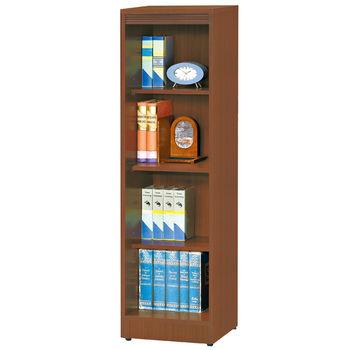【時尚屋】[G15]波尼塔樟木色1.3x4.5尺書櫃236-3