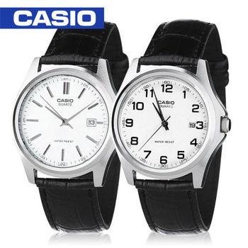 【CASIO 卡西歐】白領階級/上班族/紳士石英男錶(MTP-1183E)