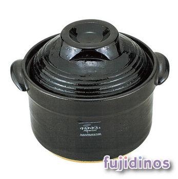 Fujidinos【日本製】二重窯美味陶鍋