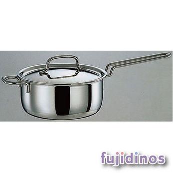 Fujidinos【日本geo鍋具】七層構造萬用無水鍋‧單耳20cm款