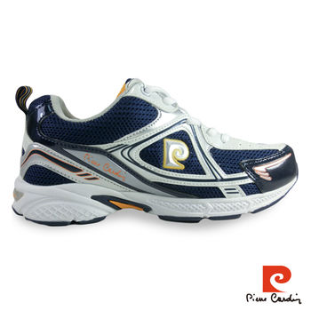 【Pierre Cardin】低調透氣運動鞋