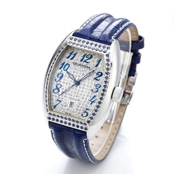 格黎詩丹時尚大酒桶鑽錶
