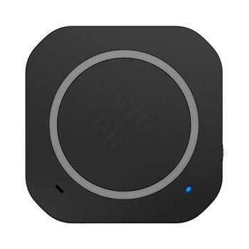 OEO 車用免持藍芽音樂接收器 JUNGLEbeats(黑)