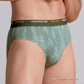 【西班牙 New Age】(5586)時尚雅緻舒適貼身三角褲(M)