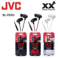 JVC XX系列重低音入耳式耳機HA ^#45 FR301
