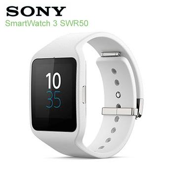 Sony SmartWatch3 SWR50 防水智慧手錶 觸控藍牙手錶 白色
