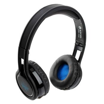 【KINYO】頭戴式可折疊手機專用耳機麥克風(IPEM-7002)
