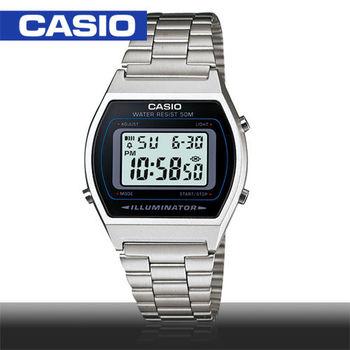 【CASIO 卡西歐】日系- 復古風經典錶款(B640WD)