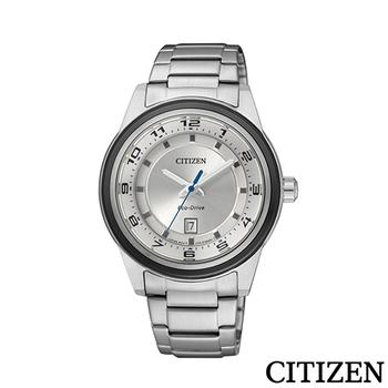 CITIZEN 星辰  Eco-Drive 日系百搭時尚腕錶 FE1094-65A